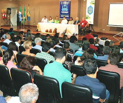 Evento está reunindo representantes de diversas cidades de Mato Grosso do Sul e de mais três estados