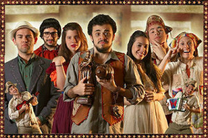 A 2ª Mostra de Teatro, acontecerá de 10 a 13 de dezembro no Teatro Aracy Balabanian